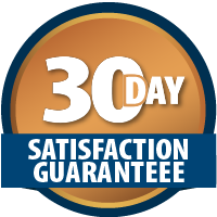 CopperTouch has a 30 day satisfaction guarantee